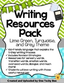 Resources for Writers Packet