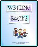 Writing Rocks Charts
