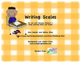 Writing Scales: Meets Common Core Writing Standards and Ma