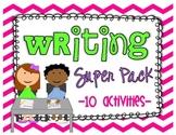 Writing Super Pack {10 activities}