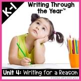 Writers Workshop :Writing Through the Year Unit 4  {Aligne