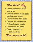 Writing - Why Write?