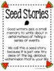 Writing Workshop Seed Ideas for Small Moment Stories