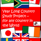 Year Long Country Study Project