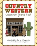 Western Theme Pack