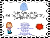 Young Cam Jansen and the Pizza Shop Mystery (Companion Pack)