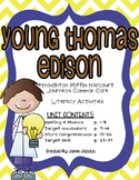 Young Thomas Edison (Journeys)
