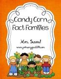 Yum!  Candy Corn Fact Families