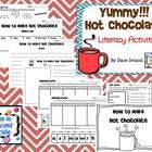 Yummy! Hot Chocolate Literacy Activities
