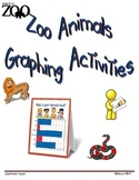 ZOO ANIMALS Math Graphing Center
