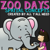 Zoo Days Spatial Concepts