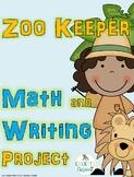 Zoo Keeper Math Project