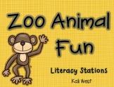 Zoo Literacy Activities-CC-Aligned