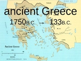ancient Greece UNIT: visuals and information