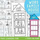 cvc Word Family Worksheets