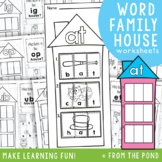 cvc Word Family Worksheets