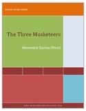 e-novel: The Three Muskateers