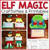 elf magic! {craftivities & printables}