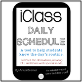 iClass Daily Schedule