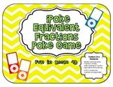 iPoke Equivalent Fractions Game
