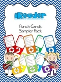 """iReader"" Punch Card Sampler"