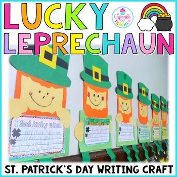 leapin' leprechaun! {a st. patrick's day craftivity}