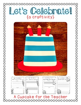 Let's Celebrate {a Craftivity}