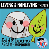 Living and non living things fold and learn