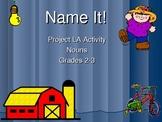 nouns grades 2 and 3