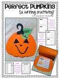 perfect pumpkins {a writing craftivity}