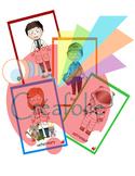profession card