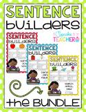 sentence builders {printables!} the BUNDLE
