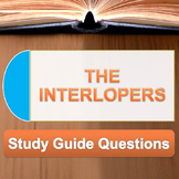 """""""The Interlopers"""" Study Guide Questions"""