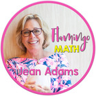 Jean Adams: Flamingo Math