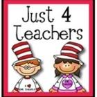 Just 4 Teachers