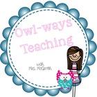 Mrs McGrath  Owl Always Love Second Grade