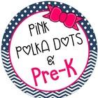 Pink Polka Dots and Pre-K