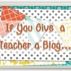 Priscilla from If You Give a Teacher a Blog