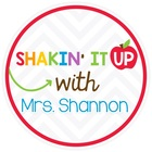 Shakin it up with Mrs Shannon