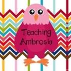 Teaching Ambrosia