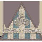 Tricycles and Triangles